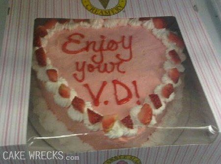 Enjoy your VD